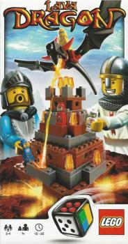 LEGO Games 3838 - Lava Dragon