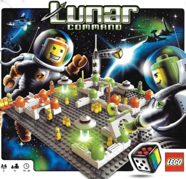 LEGO Games 3842 - Lunar Command