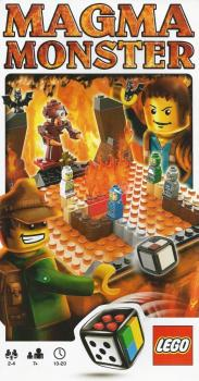 LEGO Games 3847 - Magma Monster