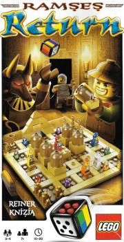 LEGO Games 3855 - Ramses Return