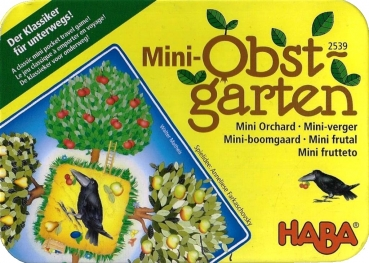 HABA 2539 - Mini-Obstgarten