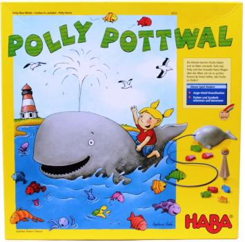 HABA 4223 - Polly Pottwal