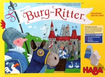 HABA 4234 - Burgritter