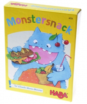HABA 4723 - Monstersnack