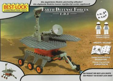 BEST-LOCK Earth Defense Forces