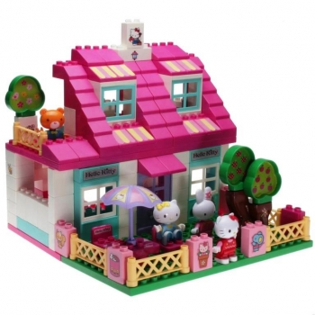 BIG Play BLOXX 57010 - Villa Hello Kitty