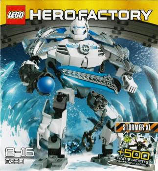 LEGO  6230 - Hero Factory - Stormer XL