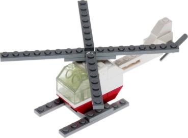 LEGO   626 - Red Cross Helicopter