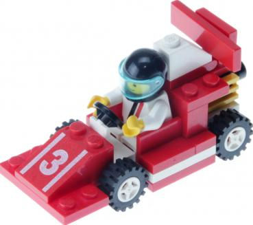 Lego System 6509 - Red Devil Racer