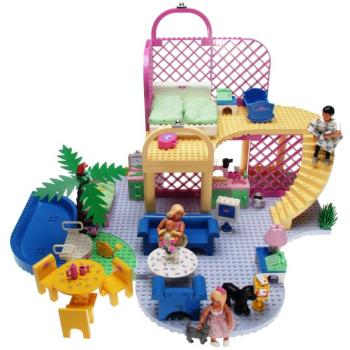 LEGO Belville 5890 - Pretty Wishes Playhouse