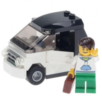LEGO City  3177 - Small Car