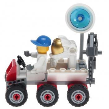 LEGO City  3365 - Space Moon Buggy
