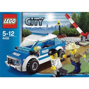 LEGO City  4436 - Patrol Car