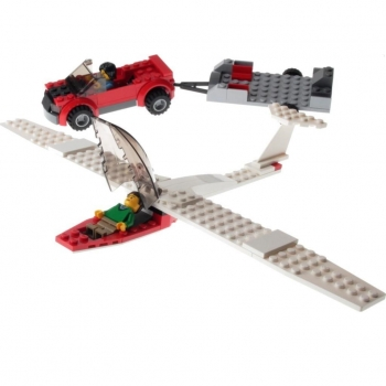 LEGO City  4442 - Glider (Virgin Atlantic Exclusive)