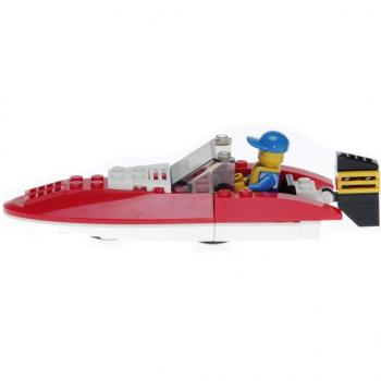 LEGO City  4641 - Speedboat