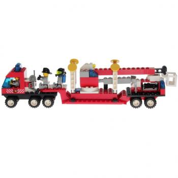 LEGO City  6477 - Fire Fighters' Lift Truck