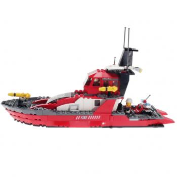 LEGO City  7046 - Fire Command Craft