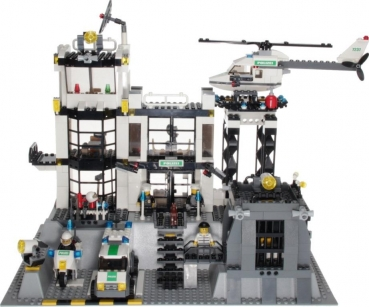 LEGO City  7237 - Police Station