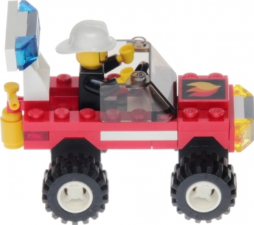 LEGO City  7241 - Fire Car