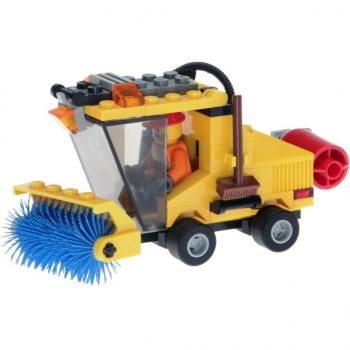 LEGO City  7242 - Street Sweeper