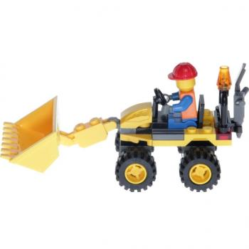 LEGO City  7246 - Mini Digger