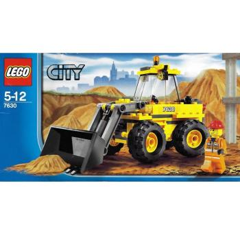 LEGO City  7630 - Front-End Loader