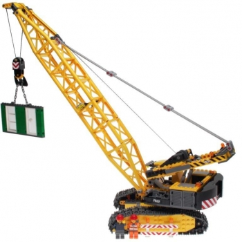 LEGO City  7632 - Crawler Crane