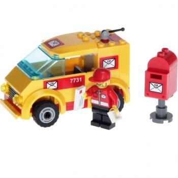 LEGO City  7731 - Mail Van