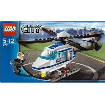 LEGO City  7741 - Police Helicopter