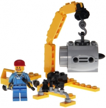 LEGO City  7901 - Airplane Mechanic
