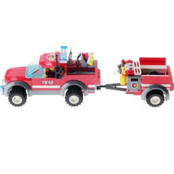 LEGO City  7942 - Off-Road Fire Rescue
