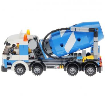 LEGO City  7990 - Cement Mixer