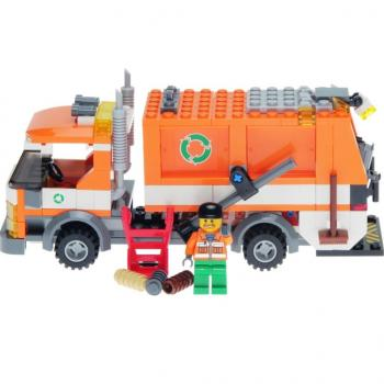 LEGO City  7991 - Recycle Truck