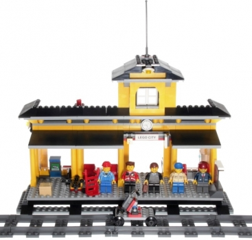 LEGO City  7997 - Train Station
