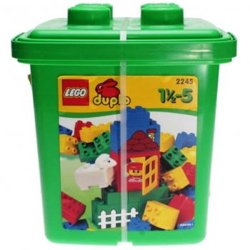 LEGO Duplo  2245 - Farmhouse Bucket