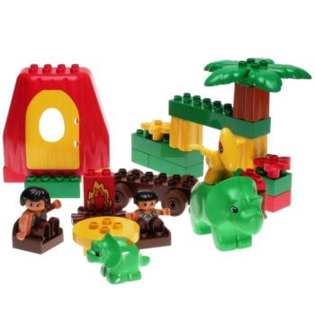 LEGO Duplo  2602 - Dinosaurs Family Home