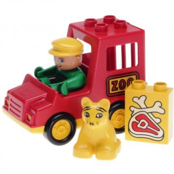 LEGO Duplo  2661 - Animal Transporter