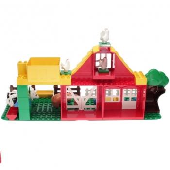 Lego duplo bauernhof bauanleitung 2699 for Adventskalender duplo