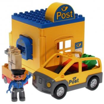 LEGO Duplo  4662 - Post Office