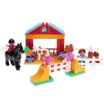 LEGO Duplo  4690 - Horse Stable