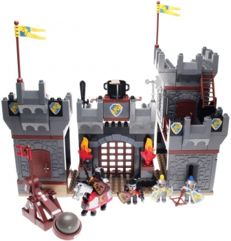 LEGO Duplo  4777 - Knight's Castle