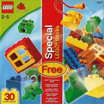 LEGO Duplo  5371 - Special Bricks 30 Pieces
