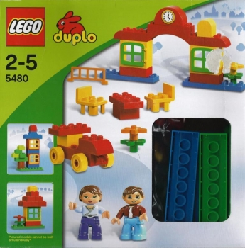 LEGO Duplo  5480 - Town Building