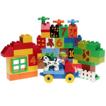 LEGO Duplo  5497 - Play with Numbers