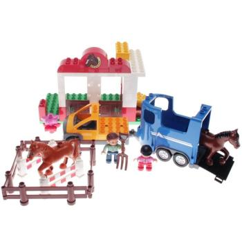 LEGO Duplo  5648 - Horse Stables