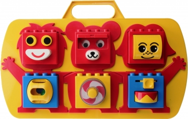 LEGO Duplo  2072 - Learn and Build Centre