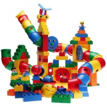 Lego Duplo 9089 Education - Tubes Experiment Set - DECOTOYS