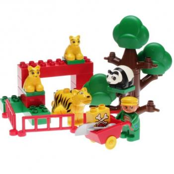 LEGO Duplo  2664 - Tiger Enclosure