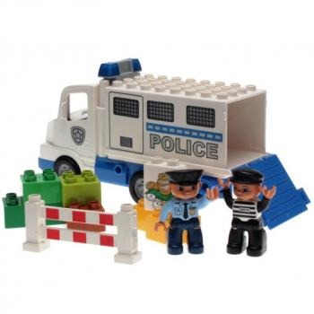 LEGO Duplo  5680 - Police Truck