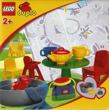 LEGO Duplo Explore 2954 - Garden Party